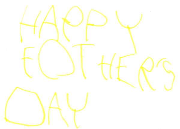 HAPPY FOTHER'S DAY